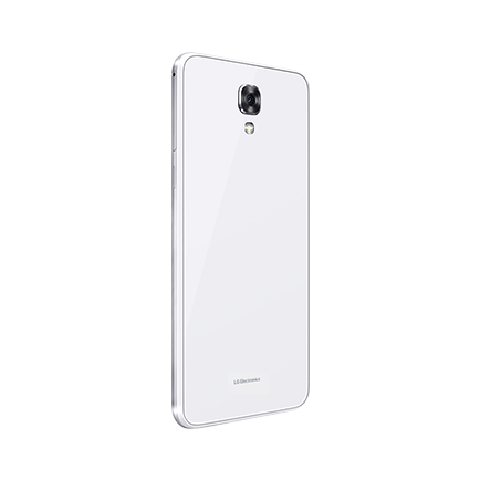 LG X screen(WHITE 背面)