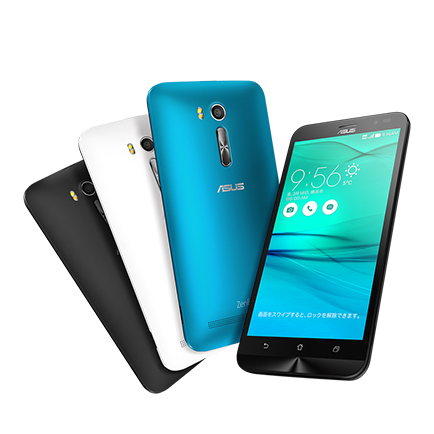 Zenfone Go(Blue・Black・White)