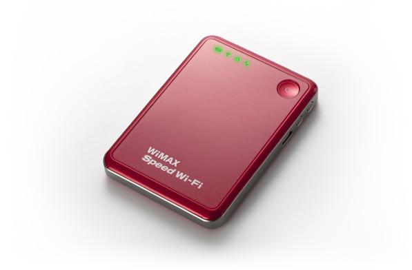 URoad-SS10 | UQ WiMAX|超高速...