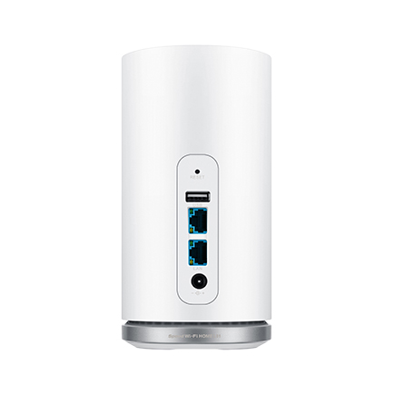 Speed Wi-Fi HOME L01/L01s(背面)