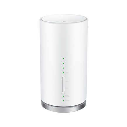 Speed Wi-Fi HOME L01/L01s(正面上)