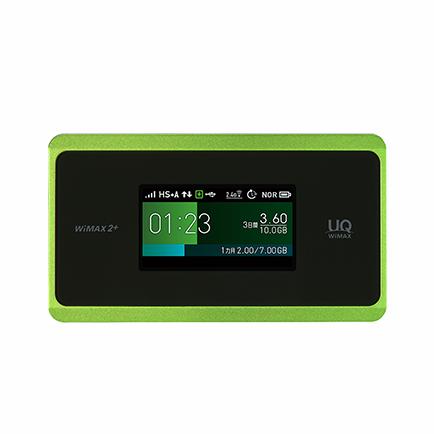 Speed Wi-Fi NEXT WX06│UQ WiMAX(ルーター)【公式】